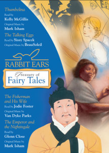 Rabbit Ears Treasury of Fairy Tales and Other Stories Cover