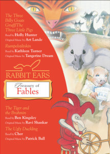 Rabbit Ears Treasury of Fables and Other Stories Cover