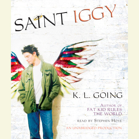 Saint Iggy by K. L. Going