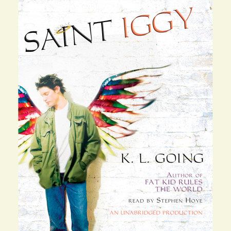 Saint Iggy by K.L. Going