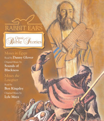 Rabbit Ears Classic Bible Stories Cover