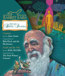 Rabbit Ears Beloved Bible Stories Cover
