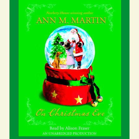On Christmas Eve by Ann M. Martin