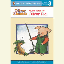 Tales of Oliver Pig Cover