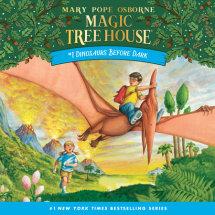 Magic Tree House #1: Dinosaurs Before Dark Cover