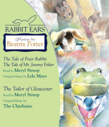 Rabbit Ears: Stories by Beatrix Potter Cover