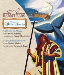 Rabbit Ears Heroic Bible Stories Cover