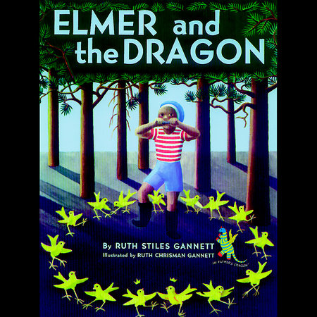 Elmer and the Dragon by