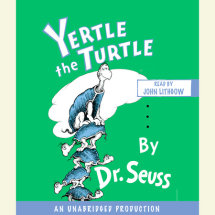 Yertle the Turtle Cover
