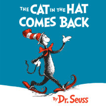 The Cat in the Hat Comes Back Cover
