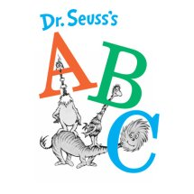 Dr. Seuss's ABC Cover