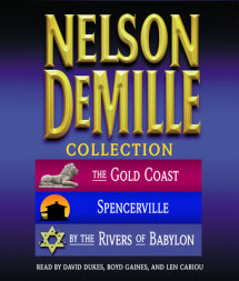 The Nelson DeMille Collection: Volume 1 Cover