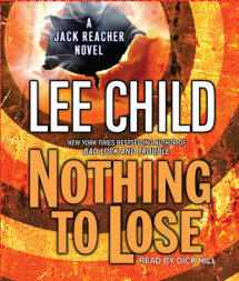 Nothing to Lose Cover