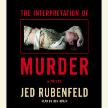 The Interpretation of Murder Cover