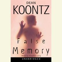 False Memory Cover