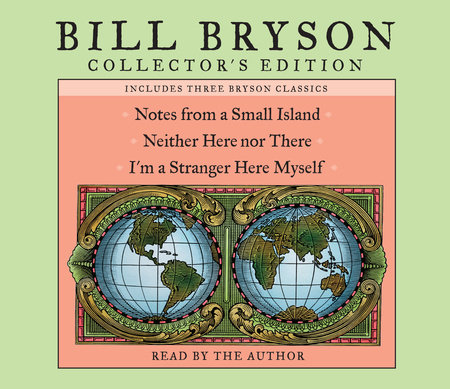 Bill Bryson Collector's Edition by