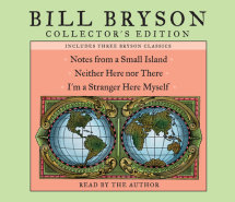Bill Bryson Collector's Edition Cover
