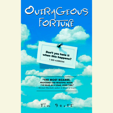 Outrageous Fortune by Tim Scott