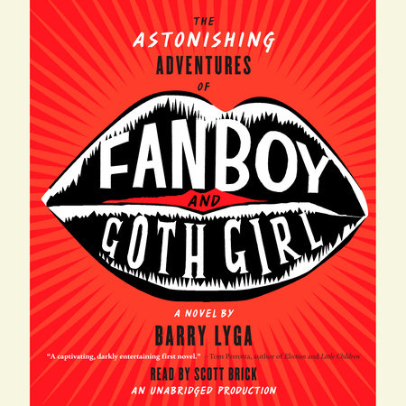 The Astonishing Adventures of Fanboy and Goth Girl by