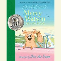 Mercy Watson Goes for a Ride Cover