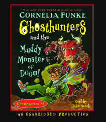 Ghosthunters and the Muddy Monster of Doom! Cover