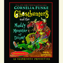 Ghosthunters and the Muddy Monster of Doom Cover