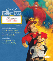 Rabbit Ears Treasury of Tall Tales: Volume Two Cover