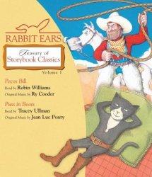 Rabbit Ears Treasury of Storybook Classics: Volume One Cover