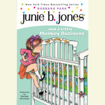 Junie B. Jones and a Little Monkey Business Cover