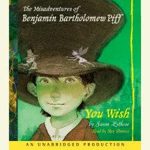 The Misadventures of Benjamin Bartholomew Piff Cover