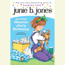 Junie B.Jones and That Meanie Jim's Birthday Cover