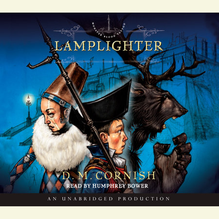 Lamplighter: The Foundling's Tale, Part Two by D. M. Cornish