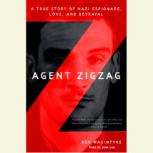 Agent Zigzag Cover