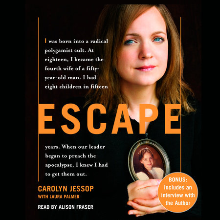 Escape by Laura Palmer and Carolyn Jessop