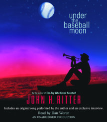 Under the Baseball Moon Cover