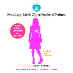 Evolution Me and Other Freaks of Nature cover