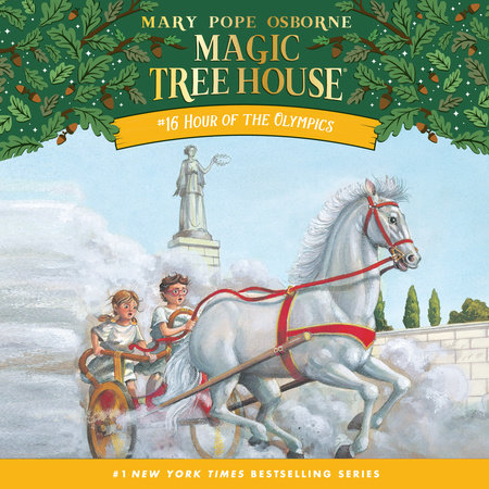 Magic Tree House #16: Hour of the Olympics by