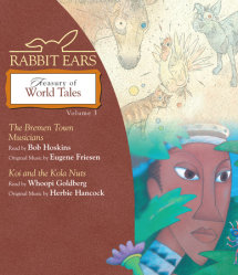 Rabbit Ears Treasury of World Tales: Volume Three Cover
