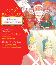 Rabbit Ears Treasury of Christmas Stories: Volume One Cover
