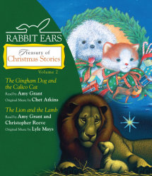 Rabbit Ears Treasury of Christmas Stories: Volume Two Cover