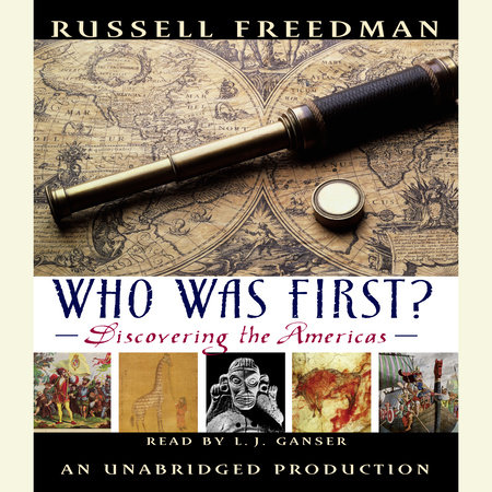 Who Was First? by Russell Freedman