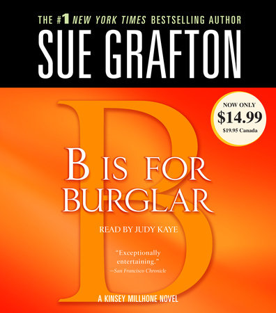 B Is For Burglar by