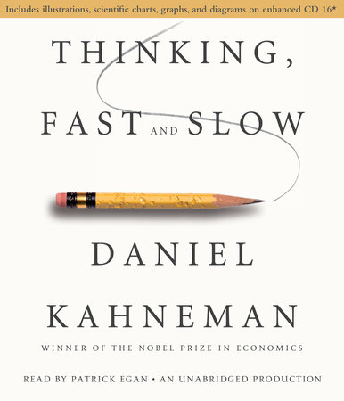Thinking, Fast and Slow by