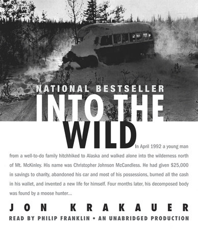 Into the Wild book cover