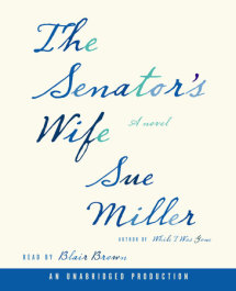 The Senator's Wife Cover