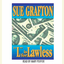 L Is For Lawless Cover