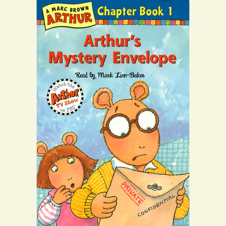Arthur's Mystery Envelope by Marc Brown