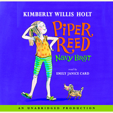 Piper Reed, Navy Brat by Kimberly Willis Holt