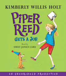 Piper Reed Gets a Job Cover