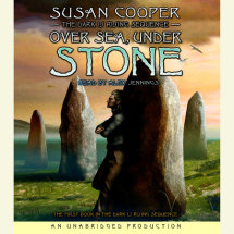 The Dark Is Rising Sequence, Book One: Over Sea, Under Stone Cover